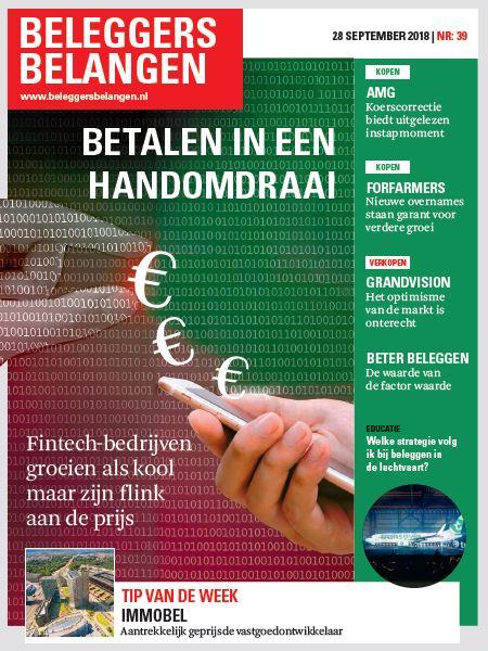 Afbeeldingsresultaat voor beleggers belangen magazine nederland cover