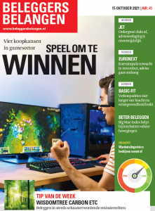 Beleggers Belangen Magazine 41 2021