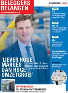 Beleggers Belangen magazine 42 cover