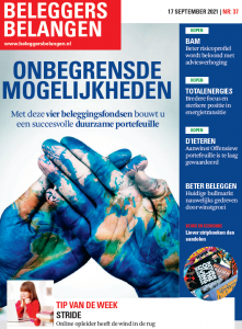 Beleggers Belangen Magazine 37 2021