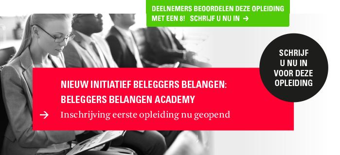 Beleggers Belangen Academy