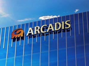 Arcadis gedumpt