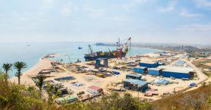 SBM Offshore slaat
