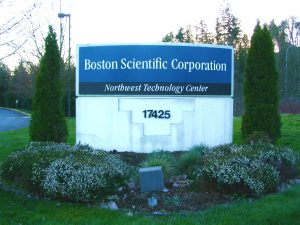 op Boston Scientific