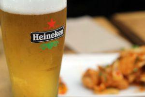 Heineken verrast