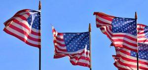 trio Amerikaanse aandelen