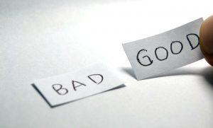 Een goed of een slecht jaar