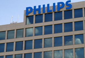 Philips niet direct koopwaardig