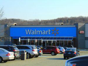 Walmart verrast