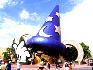 Walt Disney zet stevig in