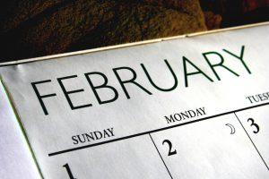 ex-dividendoverzicht februari/maart