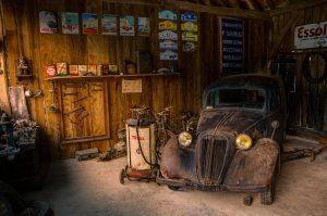 De auto-industrie