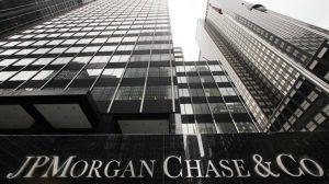 JPMorgan Chase kwetsbaar