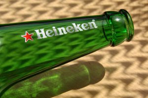 Heineken tapt