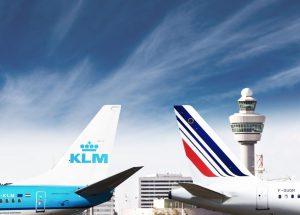 Air France-KLM kwam