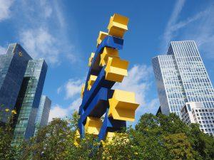 Economisch herstel in Europa