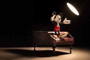 resultaten van Walt Disney