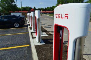 Ontwikkelingen bij Tesla