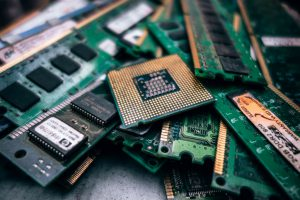 Halfgeleiderindustrie