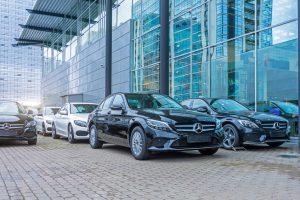 winstwaarschuwing Daimler