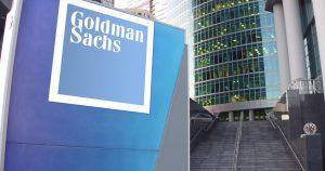 vertrouwen in Goldman Sachs