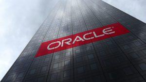 cijfers van Oracle