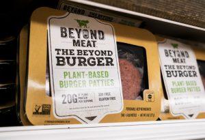 Beyond Meat verpakking