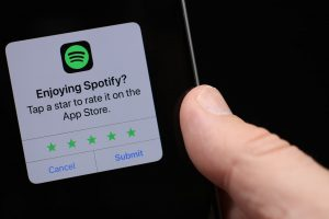 streamingdienst Spotify