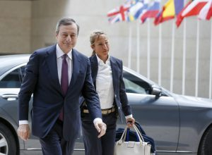 Uitspraken Mario Draghi