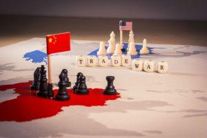 handelsoorlog VS en China