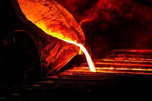 staal produceren