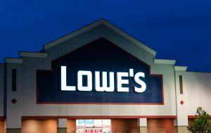 Vestiging Lowe's