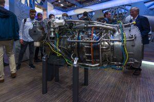 Duitse MTU Aero Engines