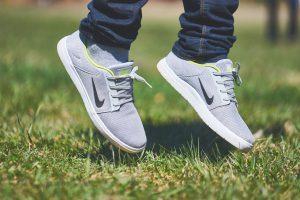 Cijfers van Nike