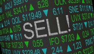 Verkoopadviezen: aandelen