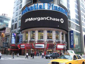 Tweedekwartaalcijfers JP Morgan Chase
