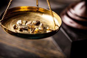 opties schrijven op goud-ETF