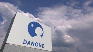 adviesverhoging Danone