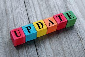 veel updates