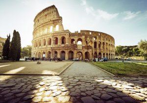 Italië leidt tot rode koersborden