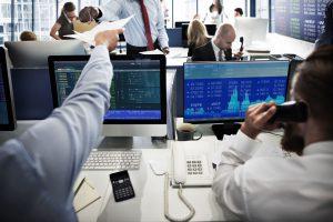 Schommelende resultaten flow traders