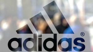 Adidas heeft de vaart erin