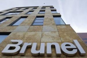 Brunel fors onderuit