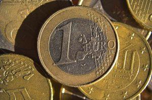 Negatief over de euro