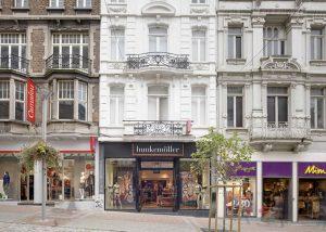 Belgisch winkelvastgoedfonds