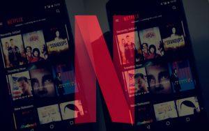 Koers Netflix dalende