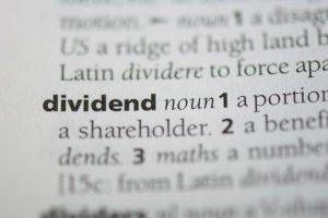Sterke dividendbetalers