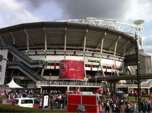 Ajax profiteert van Champions League