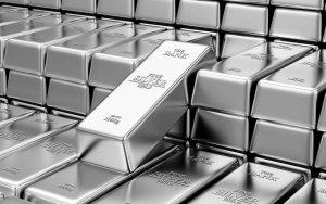 beweeglijkheid van zilver