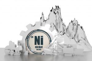 Mogelijke trackers voor nikkel
